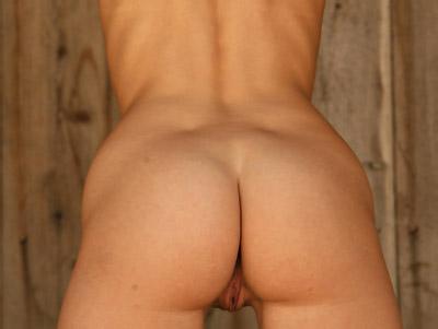 Naked Farm Girl