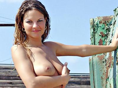 Big Tits Denisa