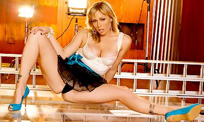 Penthouse Adrianna Nicole