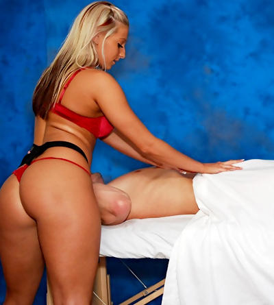 Massage Girl Lilli