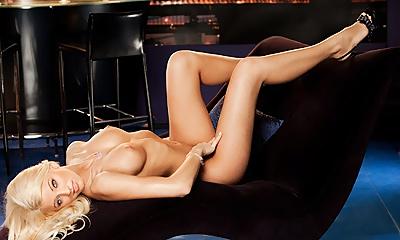 Playboy babe