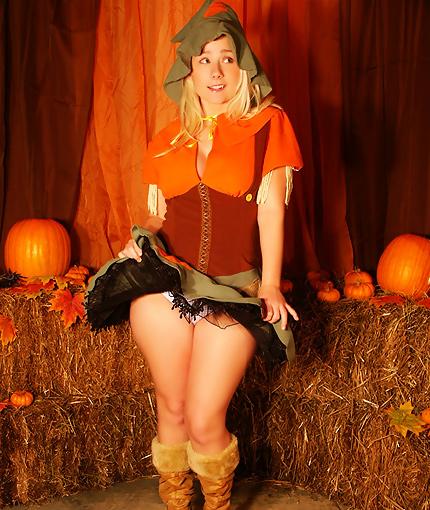Sexy Pattycake Halloween
