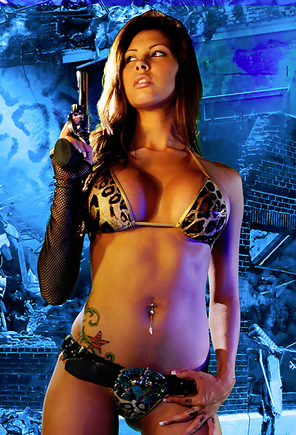 Shanna from Action Girls