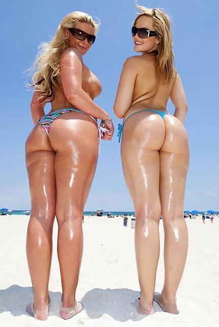 BangBros bikini threesome