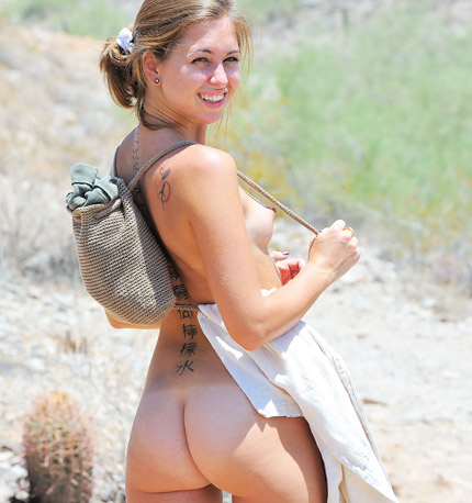 Riley ftvgirls hike