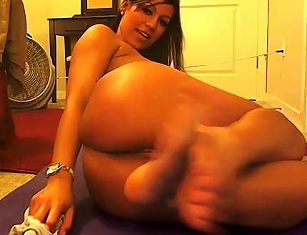 Briana fingering