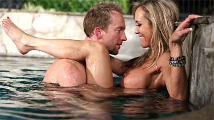 Poolside Erotica